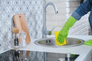 Küche Reinigung