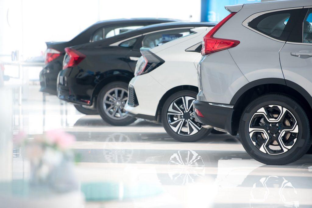 Autohäuser Reinigung